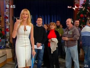 Adriana Volpe dans Mattina in Famiglia - 14/12/08 - 03