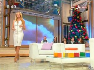 Adriana Volpe dans Mattina in Famiglia - 14/12/08 - 12