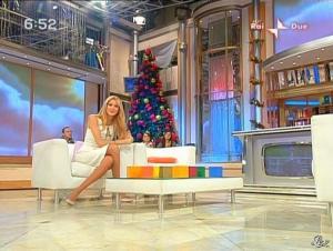 Adriana Volpe dans Mattina in Famiglia - 14/12/08 - 14