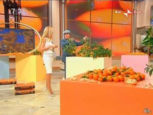 Adriana Volpe dans Mattina in Famiglia - 14/12/08 - 21