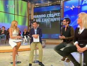 Adriana Volpe dans Mattina in Famiglia - 14/12/08 - 29