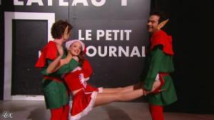 Charlotte Le Bon dans le Petit Journal - 26/12/12 - 01