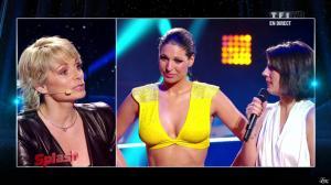 Estelle Denis et Muriel Hermine dans Splash - 08/02/13 - 17