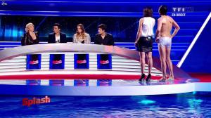 Estelle Denis et Muriel Hermine dans Splash - 08/02/13 - 29