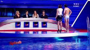 Estelle Denis et Muriel Hermine dans Splash - 08/02/13 - 31