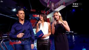 Estelle Denis dans Splash - 08/02/13 - 01
