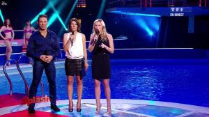Estelle Denis dans Splash - 08/02/13 - 05