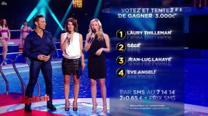 Estelle Denis dans Splash - 08/02/13 - 07
