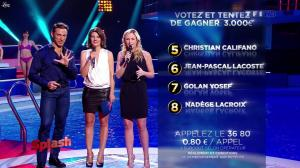 Estelle Denis dans Splash - 08/02/13 - 08