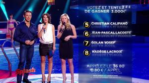 Estelle Denis dans Splash - 08/02/13 - 09