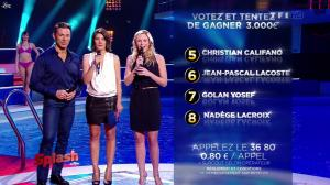 Estelle Denis dans Splash - 08/02/13 - 10