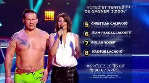Estelle Denis dans Splash - 08/02/13 - 47