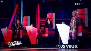 Jenifer Bartoli dans The Voice - 02/03/13 - 02