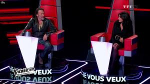 Jenifer Bartoli dans The Voice - 02/03/13 - 04