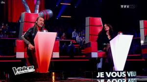 Jenifer Bartoli dans The Voice - 02/03/13 - 05