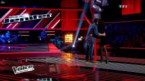 Jenifer Bartoli dans The Voice - 02/03/13 - 07
