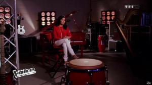 Jenifer Bartoli dans The Voice - 02/03/13 - 08