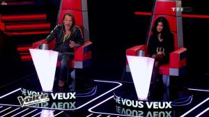 Jenifer Bartoli dans The Voice - 02/03/13 - 10