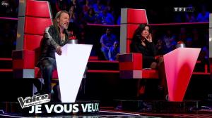 Jenifer Bartoli dans The Voice - 02/03/13 - 11