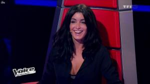Jenifer Bartoli dans The Voice - 02/03/13 - 12
