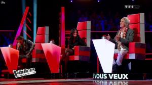 Jenifer Bartoli dans The Voice - 02/03/13 - 22