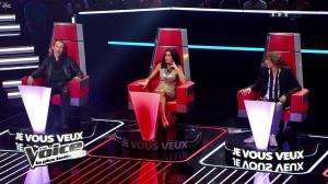 Jenifer Bartoli dans The Voice - 10/03/12 - 06