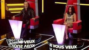 Jenifer Bartoli dans The Voice - 10/03/12 - 09