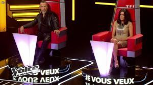 Jenifer Bartoli dans The Voice - 10/03/12 - 10