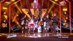 Jenifer Bartoli dans The Voice - 21/04/12 - 03