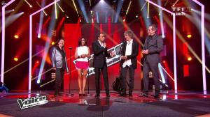 Jenifer Bartoli dans The Voice - 21/04/12 - 04