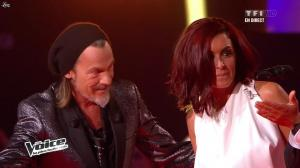 Jenifer Bartoli dans The Voice - 21/04/12 - 05
