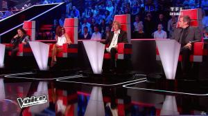 Jenifer Bartoli dans The Voice - 21/04/12 - 06