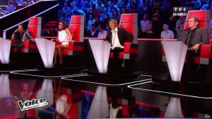 Jenifer Bartoli dans The Voice - 21/04/12 - 07