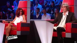 Jenifer Bartoli dans The Voice - 21/04/12 - 08