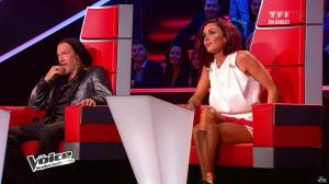 Jenifer Bartoli dans The Voice - 21/04/12 - 09