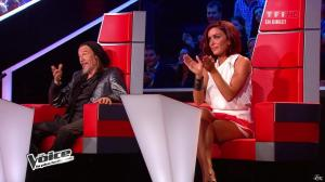 Jenifer Bartoli dans The Voice - 21/04/12 - 10