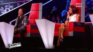 Jenifer Bartoli dans The Voice - 21/04/12 - 16