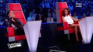 Jenifer Bartoli dans The Voice - 21/04/12 - 17
