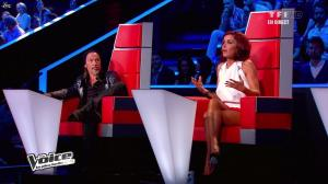 Jenifer Bartoli dans The Voice - 21/04/12 - 18