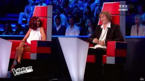 Jenifer Bartoli dans The Voice - 21/04/12 - 20