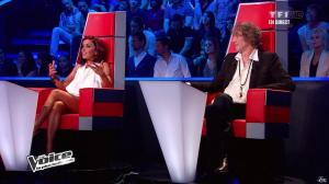 Jenifer Bartoli dans The Voice - 21/04/12 - 22