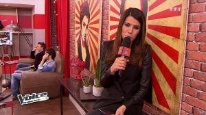 Karine Ferri dans The Voice - 02/03/13 - 35