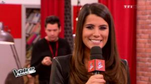 Karine Ferri dans The Voice - 02/03/13 - 36