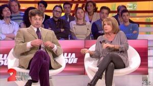 Lella Costa dans Italia Sul Due - 29/11/11 - 13