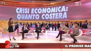 Lella Costa et Lorena Bianchetti dans Italia Sul Due - 29/11/11 - 07