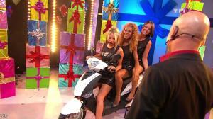Les Gafettes, Fanny Veyrac, Doris Rouesne et Nadia Aydanne dans le Juste Prix - 11/10/11 - 09
