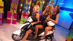 Les Gafettes, Fanny Veyrac, Doris Rouesne et Nadia Aydanne dans le Juste Prix - 11/10/11 - 11