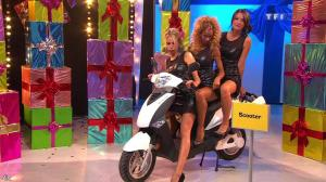 Les Gafettes, Fanny Veyrac, Doris Rouesne et Nadia Aydanne dans le Juste Prix - 11/10/11 - 12