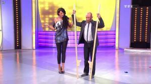 Fanny Veyrac dans le Juste Prix - 10/01/13 - 06