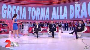Lorena Bianchetti dans Italia Sul Due - 16/05/12 - 07